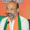 Bandi Sanjay invites Sarvey Sathyanarayana to join BJP