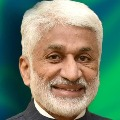 Raghuramakrishnam Raju acted against parties rules alleges Vijayasai Reddy