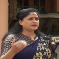 Vijayasanthi talks to a media channel