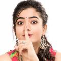 Rashmika says thanks to Lock Down