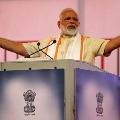 Donations by PM Modi raised to hundred crore rupees