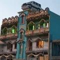 Anand Mahindra appreciates scorpio car like water tank on a house