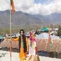 BJP Leader Shot Dead By Terrorists In Jammu and kashmir