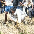 Will pressurise govt till each farmer gets compensation says Pawan Kalyan