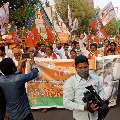 BJP and Janasena statewide agitations in ap