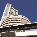 Sensex crosses 45k mark for the first time