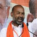 Bandi Sanjay gives fresh warning to TRS