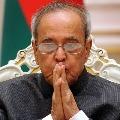 Former President of India Pranab Mukherjee Sensational Comments on Telangana Formation