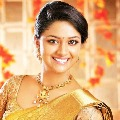 Keerti Suresh maiden film coming soon