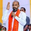 Bandi Sanjay calls every hindu tries to revive Sanatana Dharma