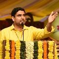 Lokesh responds on money seized in Tamilnadu