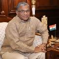 Harivansh Singh re elected Rajyasabha deputy chairman