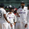 Team India reaches second place in ICC Test Championship points table