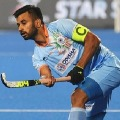 Indian Hockey captain and 3 other players tests with Corona virus
