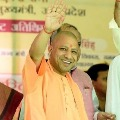 Yogi Adithyanath Roadshow in Hyderabad