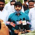 Pendurthi MLA Adeep Raj responds on Nutan Naidu matter