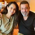 kangana meets sanjay dut