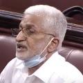 Vijayasai Reddy criticises Courts in Rajya Sabha