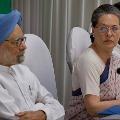 Manmohan and AK Antonys response after Sonias statement