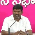 Balaraju says Kishan Reddy can not control Bandi Sanjay