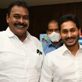 Janasena MLA Rapaka Vara Prasad Rao Son joins YSRCP