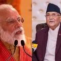 Nepal Prime Minister Dials PM Modi