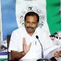 Srikanth Reddy fires on TDP Chief Chandrababu over Vijayawada fire accident