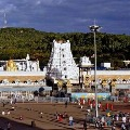 Heavy Rush in Tirumala