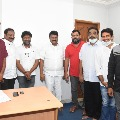 TV Producers Committee members met Talasani