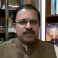 Giving to the society is the original life says VV Lakshminarayana