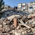 viral videos of turkey earth quake