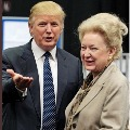 Maryanne Barry comments on her brother Donald Trump appeared in a daily