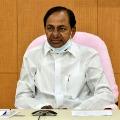 CM KCR praises Harish Rao in Siddipet
