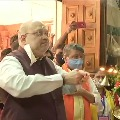 Amit Shah To Hold Mega Rally In Bengal Today