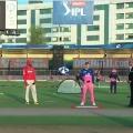 Rajasthan Royals won the toss against Kings XI Punjab