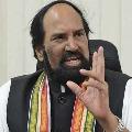 Uttam Kumar Reddy demands Bullet Rail between Hyderabad and Vijayawada
