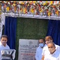 KTR inaugurates construction waste recycling plant