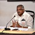 Botsa and Vellampalli visit Ramatheertham shrine