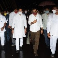Kishan Reddy and KTR inaugurates Durgam Cheruvu cable bridge