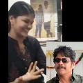 Nagarjuna called a lady fan who suffers with brain tumor