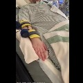 Saudi prince lifts his hand since he has been in coma