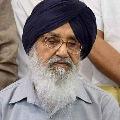 Punjab Ex CM Prakash Singh Badal returns Padma Vibhushan