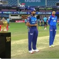 Delhi Capitals won the toss against in IPL qualifier one