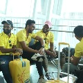 Reports says Chennai Super Kings members tested corona positive