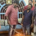 Actor Vijay Sethupathi apolosises for cutting cake with sword