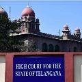 Fire broken out in Telangana High Court