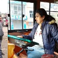 Pooja Devi Jammu And Kashmirs First Woman Bus Driver