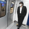 pawan journey on metro rail