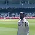 Telugu words in Melbourne Cricket Ground