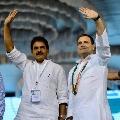 KC Venugopal questions critics over Rahul Gandhi foreign tour